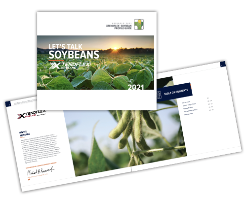 XTENDFLEX® SOYBEAN PROFILE GUIDE