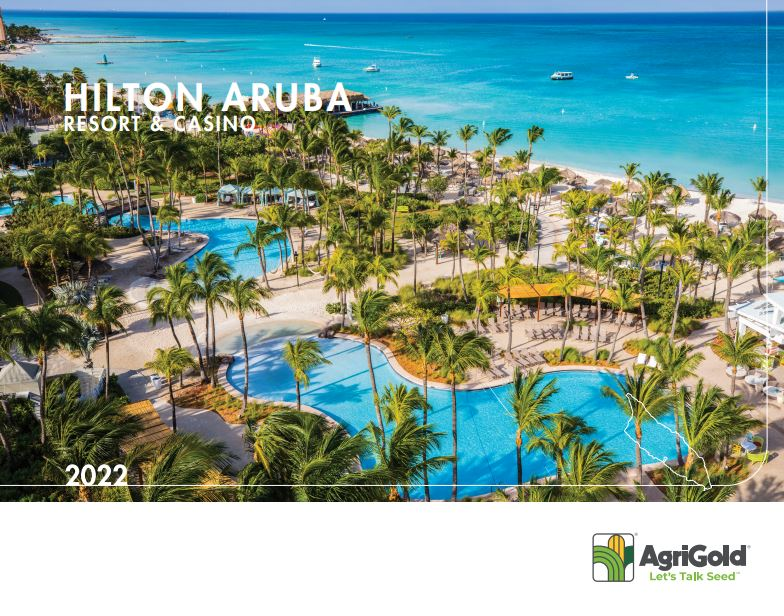 Aruba Trip Brochure
